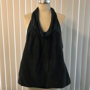 Kenneth Cole cowl neck tank